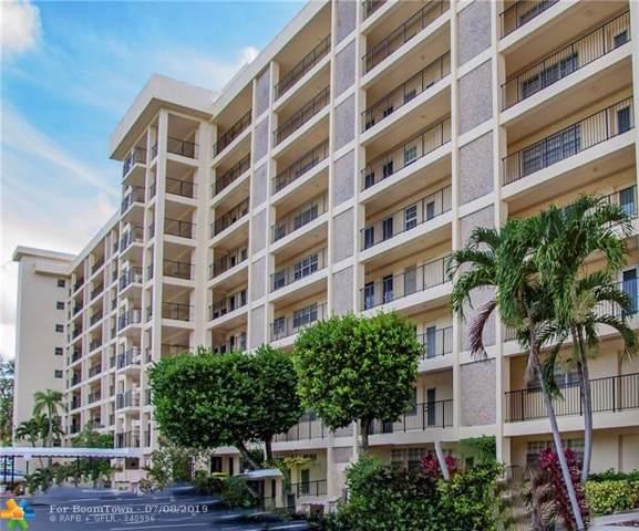 3250 N Palm Aire Dr #910, Pompano Beach, FL 33069 (MLS #F10183853) :: The O'Flaherty Team