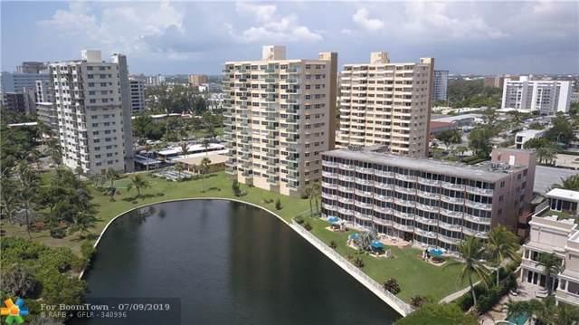 1620 N Ocean Blvd #1110, Pompano Beach, FL 33062 (MLS #F10183871) :: The Paiz Group