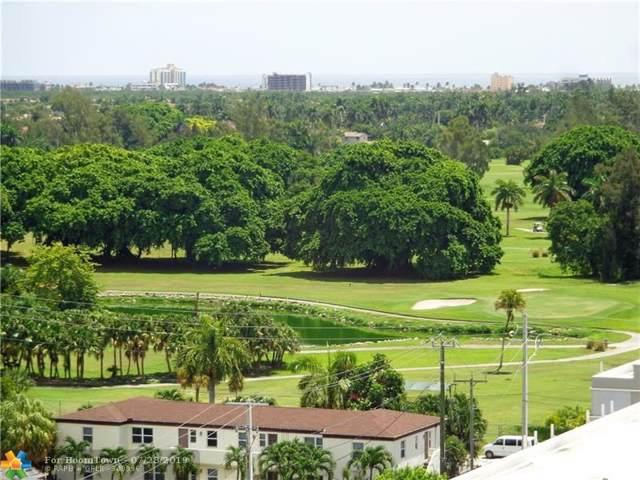 1830 Radius Dr #1110, Hollywood, FL 33020 (MLS #F10183891) :: Green Realty Properties