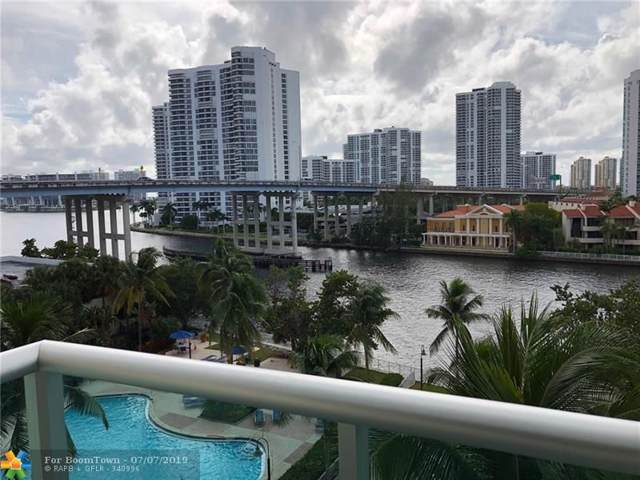 19390 Collins Ave #611, Sunny Isles Beach, FL 33160 (MLS #F10183900) :: The Edge Group at Keller Williams