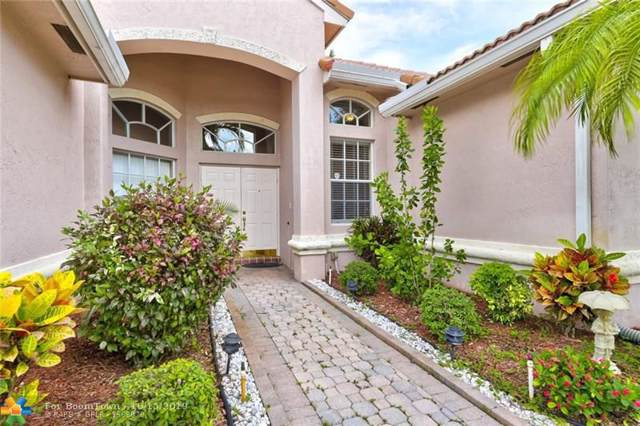 5060 NW 57th Ter, Coral Springs, FL 33067 (MLS #F10183910) :: Castelli Real Estate Services