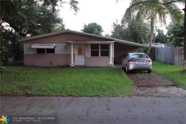 5636 Farragut St, Hollywood, FL 33021 (MLS #F10184017) :: Green Realty Properties