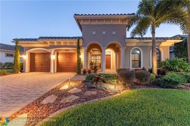 7641 Red Bay Ln, Parkland, FL 33076 (MLS #F10184063) :: GK Realty Group LLC