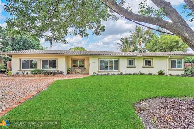 2509 NE 29th St, Fort Lauderdale, FL 33306 (MLS #F10184155) :: The O'Flaherty Team