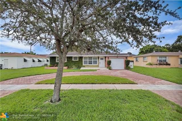 5706 Jefferson St, Hollywood, FL 33023 (MLS #F10184175) :: Green Realty Properties
