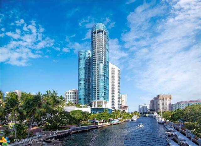 333 Las Olas Way #3202, Fort Lauderdale, FL 33301 (MLS #F10184213) :: The Edge Group at Keller Williams