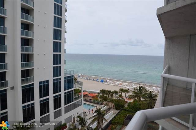 17275 Collins Ave #810, Sunny Isles Beach, FL 33160 (MLS #F10184258) :: The Edge Group at Keller Williams