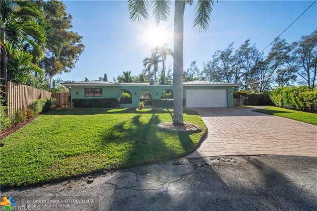 5811 NE 14th Ln, Fort Lauderdale, FL 33334 (MLS #F10184291) :: Castelli Real Estate Services