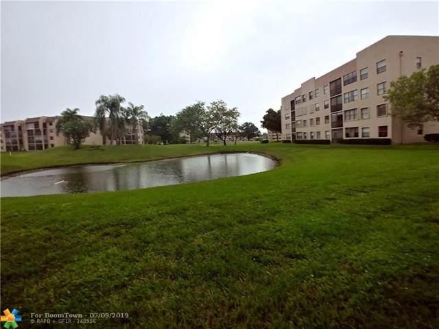 10300 NW 30th Ct #110, Sunrise, FL 33322 (MLS #F10184292) :: Green Realty Properties
