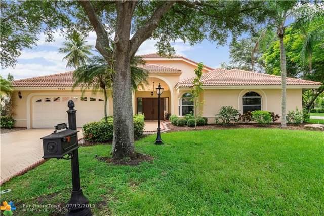 5905 NW 96th Dr, Parkland, FL 33076 (MLS #F10184295) :: Berkshire Hathaway HomeServices EWM Realty