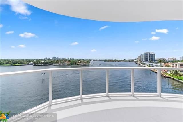 321 N Birch Rd. #601, Fort Lauderdale, FL 33304 (MLS #F10184319) :: Berkshire Hathaway HomeServices EWM Realty