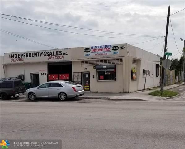 240 NW 71st St, Miami, FL 33150 (MLS #F10184322) :: Patty Accorto Team