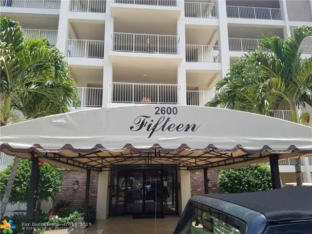 2600 S Course Dr #610, Pompano Beach, FL 33069 (MLS #F10184338) :: Castelli Real Estate Services