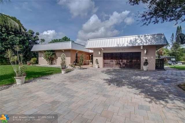 401 Vicksburg Ter, Plantation, FL 33325 (MLS #F10184404) :: The Paiz Group