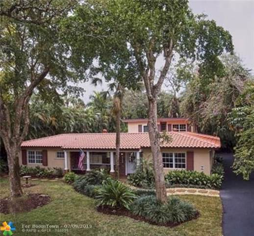 1525 SW 15th Ave, Fort Lauderdale, FL 33312 (MLS #F10184405) :: Green Realty Properties