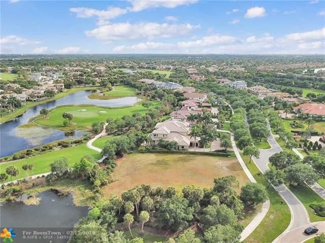 7462 Stone Gate Blvd Lot A, Parkland, FL 33076 (MLS #F10184408) :: Berkshire Hathaway HomeServices EWM Realty