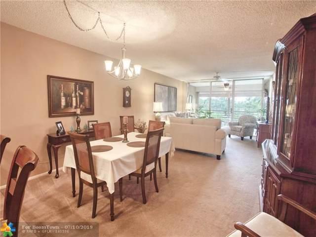 3499 Oaks Way #203, Pompano Beach, FL 33069 (MLS #F10184420) :: Castelli Real Estate Services