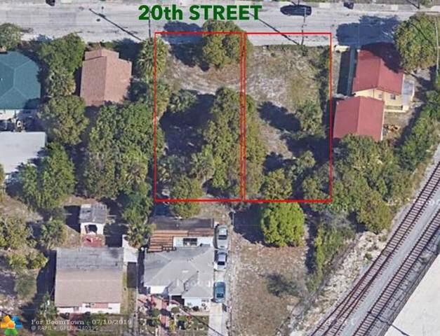 0 20th St, West Palm Beach, FL 33404 (#F10184465) :: Ryan Jennings Group