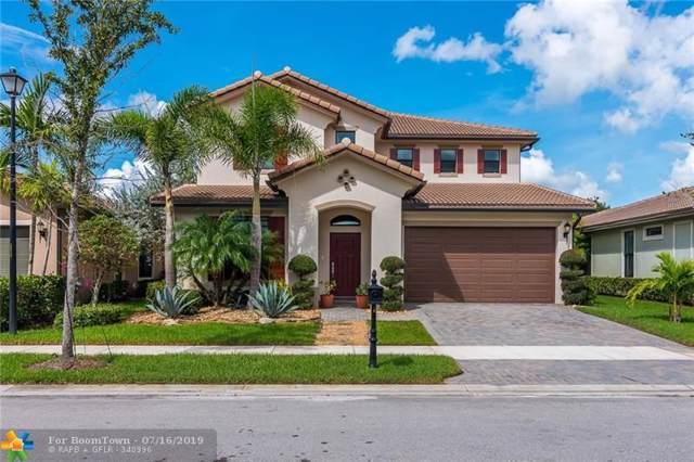 8955 Watercrest Cir, Parkland, FL 33076 (MLS #F10184466) :: Green Realty Properties