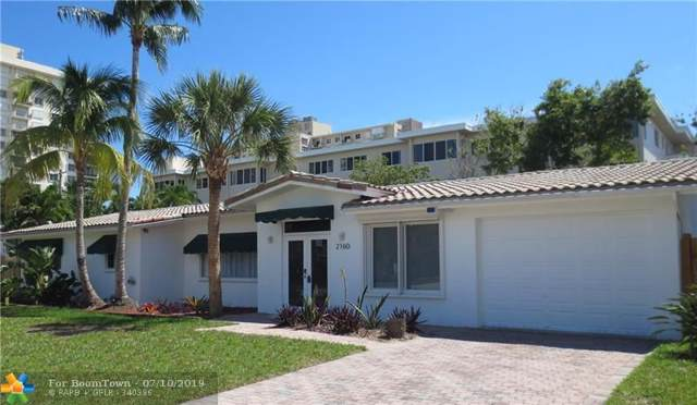 2160 Coral Reef Dr, Lauderdale By The Sea, FL 33062 (MLS #F10184524) :: The O'Flaherty Team