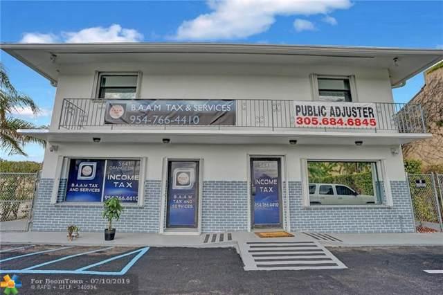 5641 Orange Dr A & B, Davie, FL 33314 (MLS #F10184563) :: Green Realty Properties