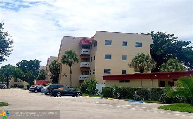 1035 Country Club Dr #306, Margate, FL 33063 (MLS #F10184569) :: GK Realty Group LLC