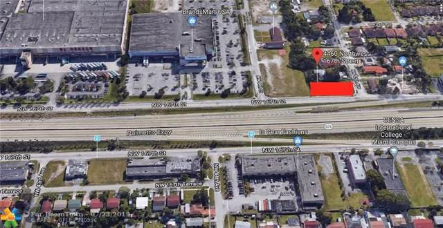 4460 NW 167th St, Miami Gardens, FL 33054 (MLS #F10184637) :: Green Realty Properties