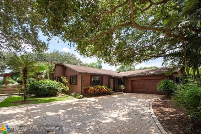 5420 SW 130th Ave, Southwest Ranches, FL 33330 (MLS #F10184756) :: The Paiz Group