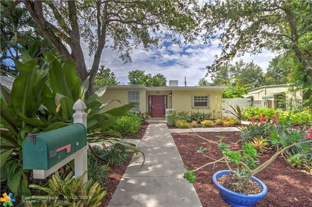 1724 SW 13th Ct, Fort Lauderdale, FL 33312 (MLS #F10184835) :: Green Realty Properties