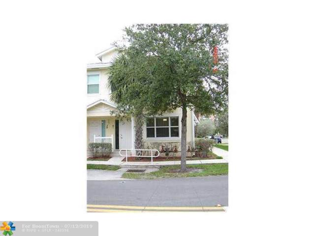 41 NE 24th Ave #41, Pompano Beach, FL 33062 (MLS #F10184853) :: Green Realty Properties