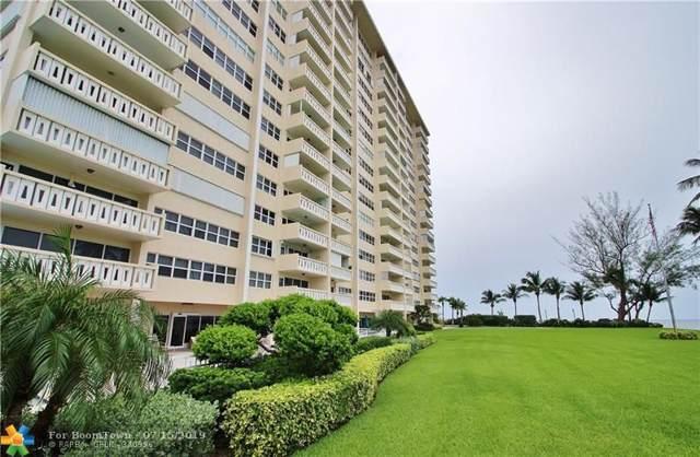 2100 S Ocean Dr 11E, Fort Lauderdale, FL 33316 (MLS #F10184889) :: Berkshire Hathaway HomeServices EWM Realty