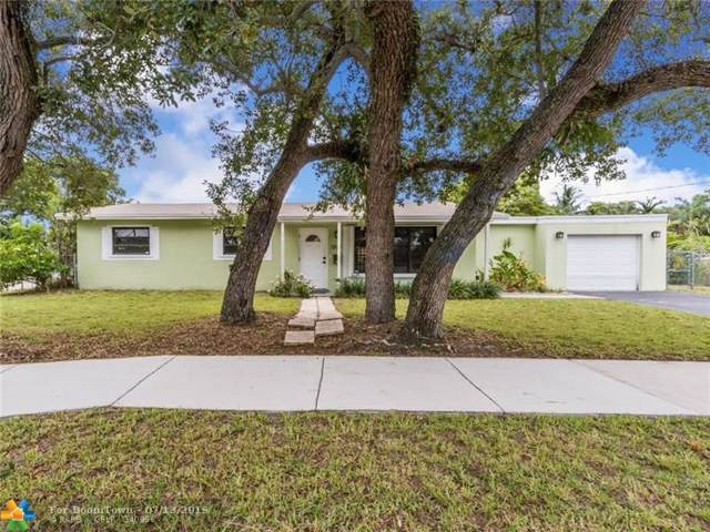1300 N 27th Ave, Hollywood, FL 33020 (MLS #F10184895) :: Green Realty Properties