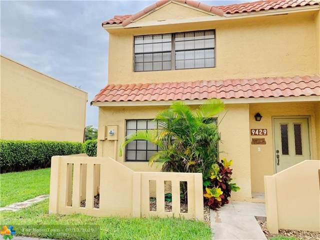 9429 NW 39th Pl, Sunrise, FL 33351 (MLS #F10184945) :: Berkshire Hathaway HomeServices EWM Realty