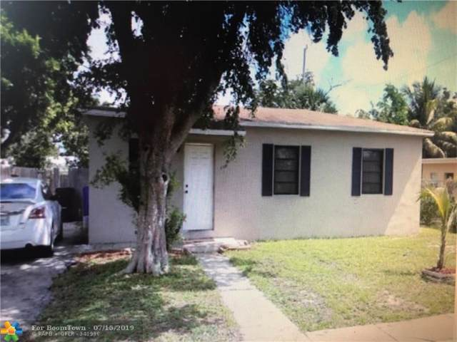 1701 NW 14th Ct, Fort Lauderdale, FL 33311 (MLS #F10184969) :: Berkshire Hathaway HomeServices EWM Realty