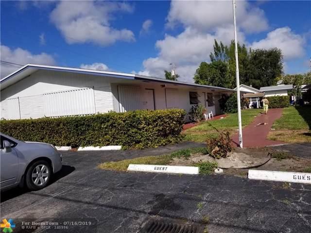2317 Garfield St #8, Hollywood, FL 33020 (MLS #F10184985) :: Green Realty Properties