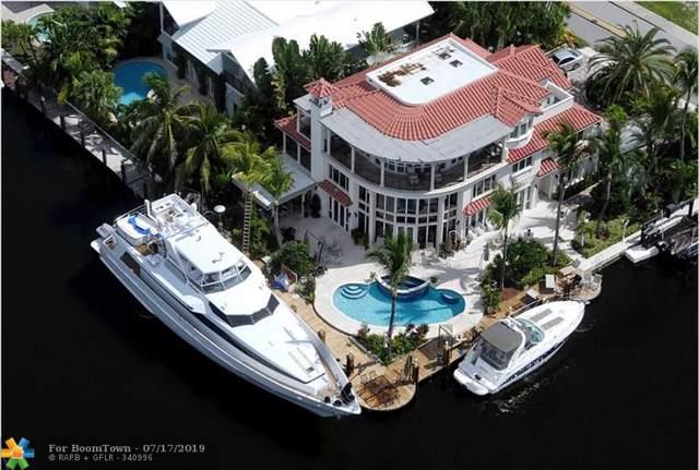 21 NE Seven Isles Dr, Fort Lauderdale, FL 33301 (MLS #F10185018) :: The Paiz Group