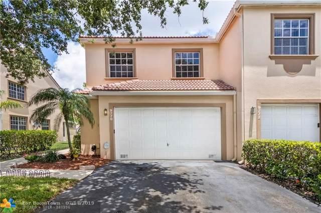9770 Royal Palm Blvd #9770, Coral Springs, FL 33065 (MLS #F10185065) :: Green Realty Properties