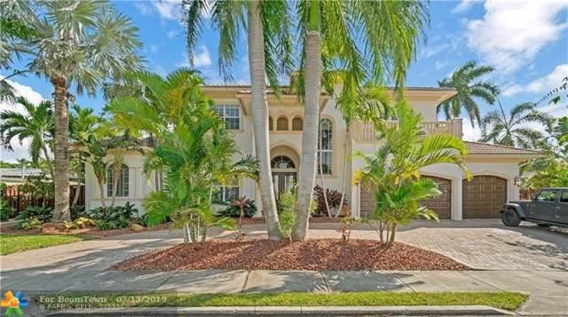 1008 N Mandarin Isle, Fort Lauderdale, FL 33315 (MLS #F10185088) :: Berkshire Hathaway HomeServices EWM Realty