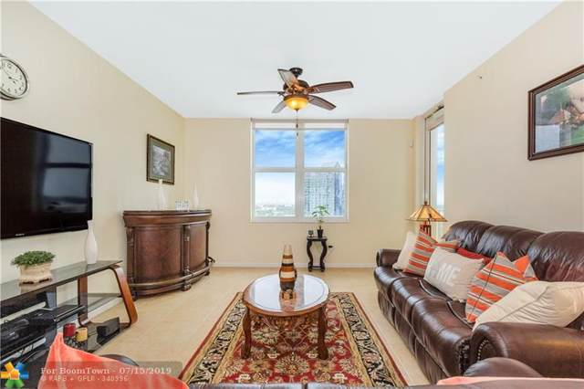 511 SE 5th Ave #1411, Fort Lauderdale, FL 33301 (MLS #F10185096) :: The O'Flaherty Team