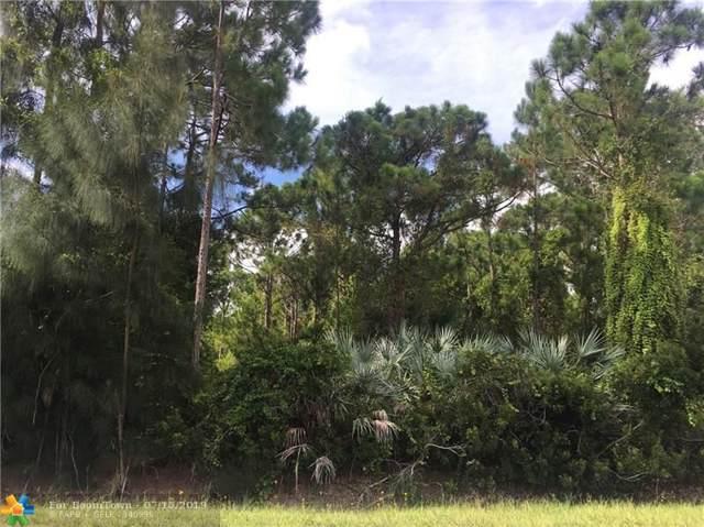 . Easy St, Fort Pierce, FL 34982 (MLS #F10185151) :: Berkshire Hathaway HomeServices EWM Realty