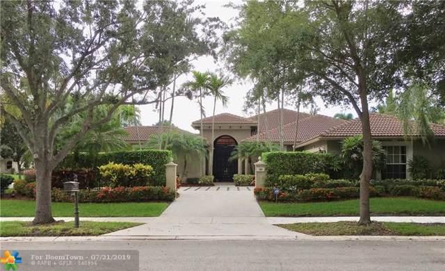 389 Mallard Ln, Weston, FL 33327 (MLS #F10185218) :: The Paiz Group