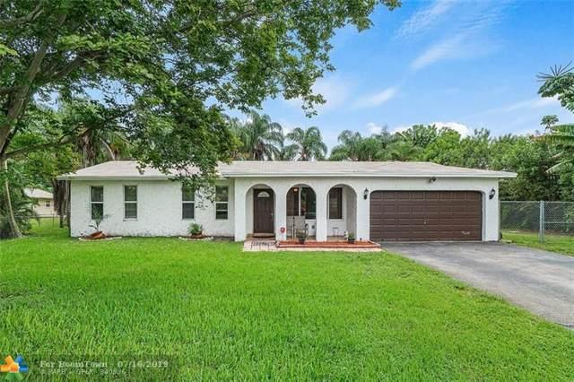 4781 SW 72nd Ave, Davie, FL 33314 (MLS #F10185233) :: Green Realty Properties