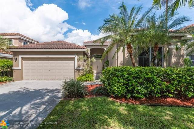 845 Hawthorn Ter, Weston, FL 33327 (MLS #F10185239) :: The O'Flaherty Team