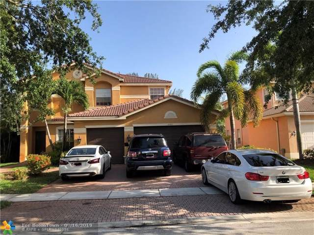 18582 SW 55th St, Miramar, FL 33029 (MLS #F10185256) :: Green Realty Properties