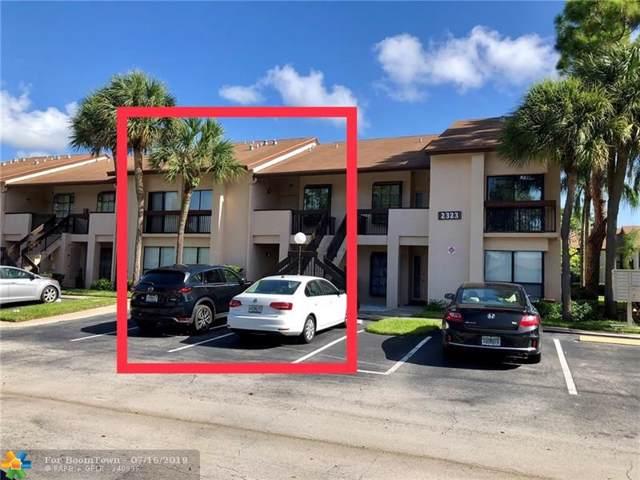 2323 SW 15th St #50, Deerfield Beach, FL 33442 (MLS #F10185275) :: Green Realty Properties