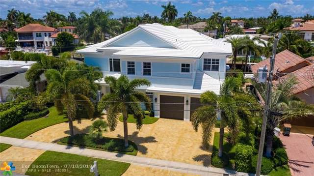 4851 NE 29th Ave, Lighthouse Point, FL 33064 (MLS #F10185279) :: GK Realty Group LLC