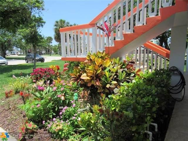 215 Westbury L #215, Deerfield Beach, FL 33442 (MLS #F10185300) :: The Edge Group at Keller Williams