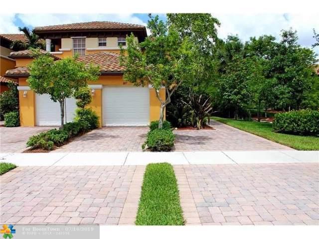 8117 NW 127th Ln 1-C, Parkland, FL 33076 (MLS #F10185321) :: Green Realty Properties