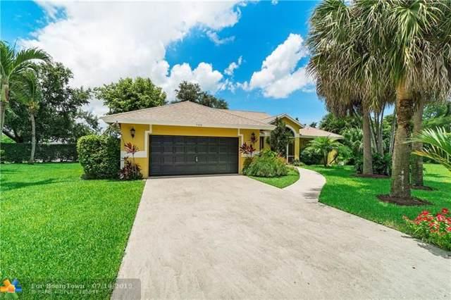 709 Birdie Ct, Delray Beach, FL 33445 (MLS #F10185323) :: Green Realty Properties
