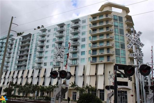 140 S Dixie Hwy #908, Hollywood, FL 33020 (MLS #F10185416) :: Green Realty Properties